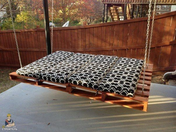 Pretty Pallet Upcycling Ideas